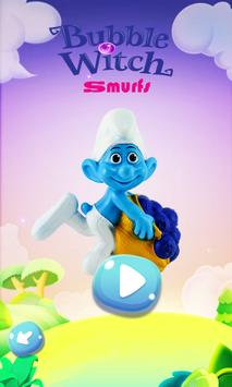Bubble Shooter-Smurf Bulls 2018 poster
