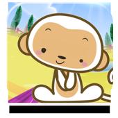 Small monkey  Live Wallpaper icon