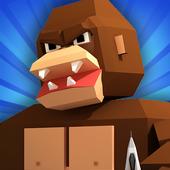 Monster VS Cars icon