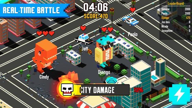 Monster VS Cars screenshot 5