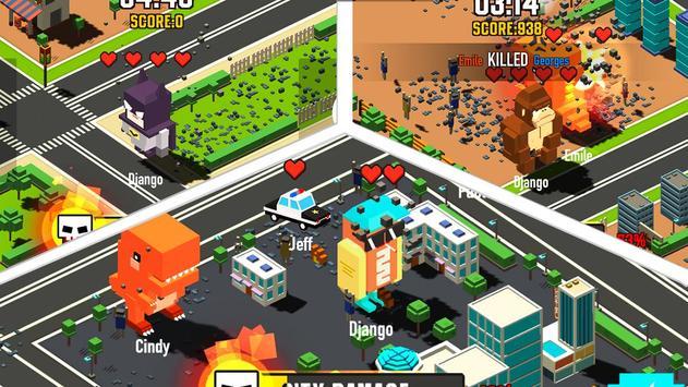 Monster VS Cars screenshot 8
