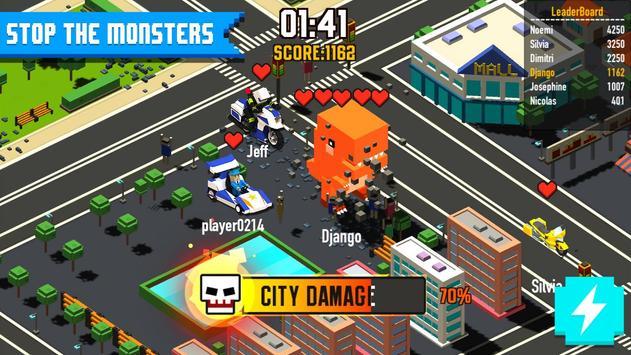 Monster VS Cars screenshot 20