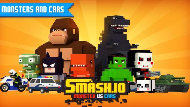 Monster VS Cars screenshot 3