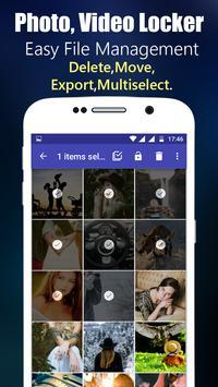 Photo,Video Locker-Calculator Screenshot 5