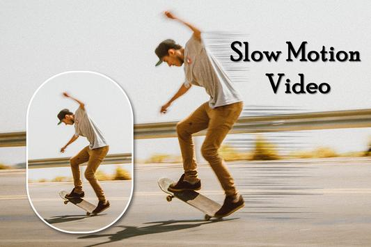 Slow Motion Video poster