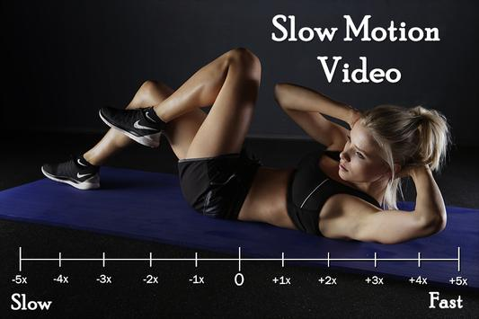 Slow Motion Video apk screenshot