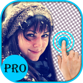 Background Eraser Pro(Advance Background Changer) icon