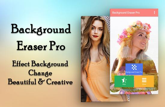 Background Eraser Pro(Advance Background Changer) poster