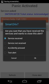 Smart24x7-Personal Safety App apk screenshot