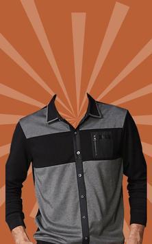 Man Fashion Jacket Photo Suit apk screenshot