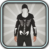 Man Gothic Suit icon