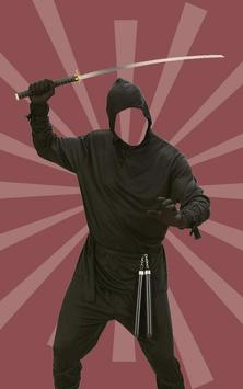 Photo Suit for Ninja poster