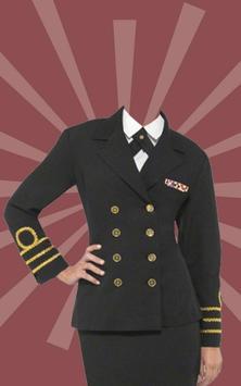 Air Hostess Photo Suit poster
