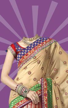 Bollywood Style Saree Suit apk screenshot