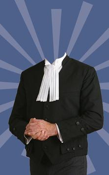 Photo Suit for Lawyer apk screenshot