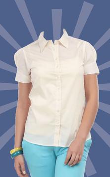 Women Shirt Suit Maker apk screenshot