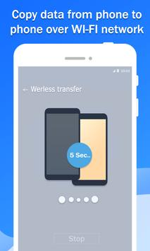 Smart Switch Data & Mobile Content Transfer screenshot 2