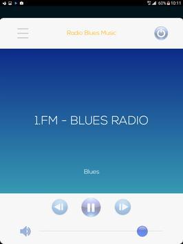 Blues Music Radios apk screenshot