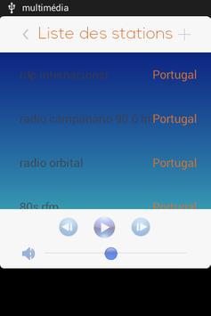 Portugal Radio screenshot 1