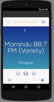 Paraguay Radio apk screenshot