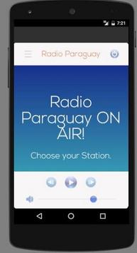 Paraguay Radio poster