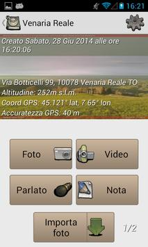Smart Travel Notes screenshot 2
