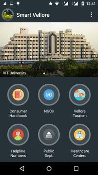 Smart Vellore apk screenshot