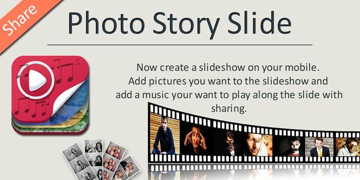Photo Story -Musical Slideshow poster