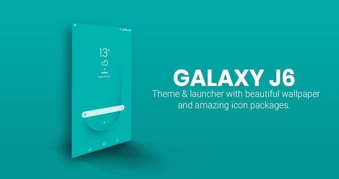 Theme For Galaxy J6 Samsung J6 2018 For Android Apk Download