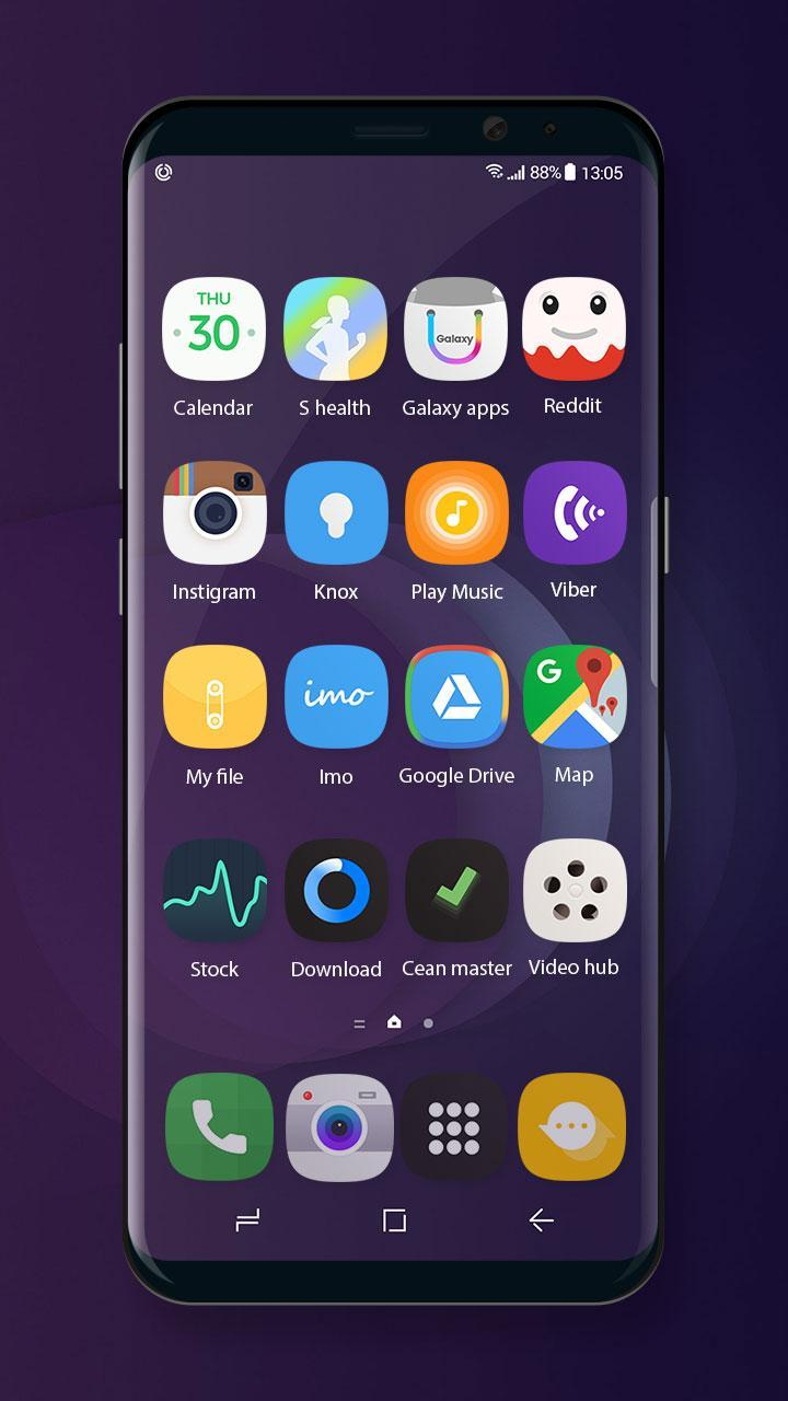 Theme - Galaxy J3 2018 | Samsung J3 2018 for Android - APK
