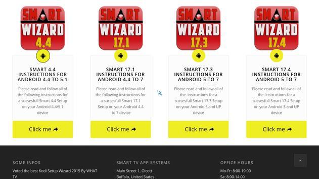 Complete Kodi Setup Wizard - NEW! One Click Setup apk screenshot