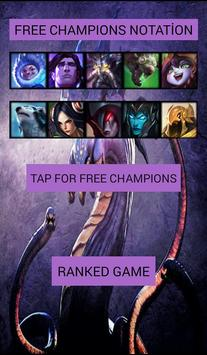 Best Pick for LOL poster