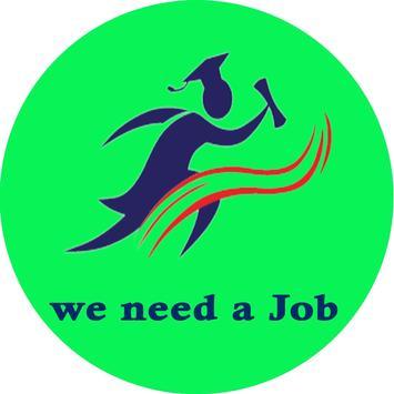 We need a Job poster