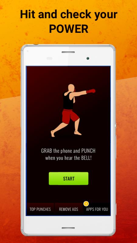 Punching Power Meter : Punch meter boxing mma club apk download free sports
