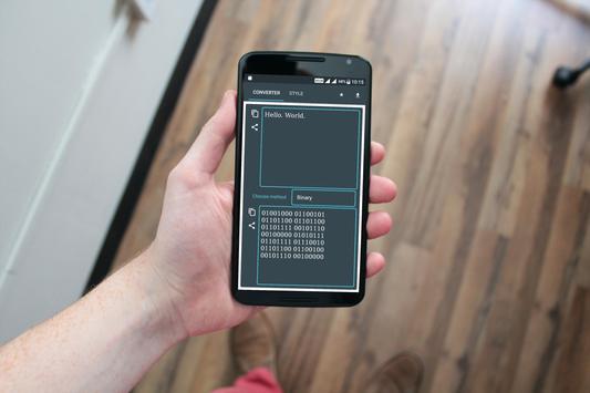 Stylish Text Converter apk screenshot