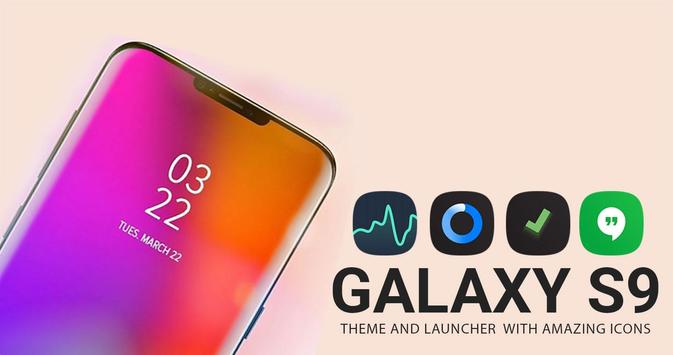 Theme of Samsung s9 | S9+ | Galaxy S9 Plus for Android - APK