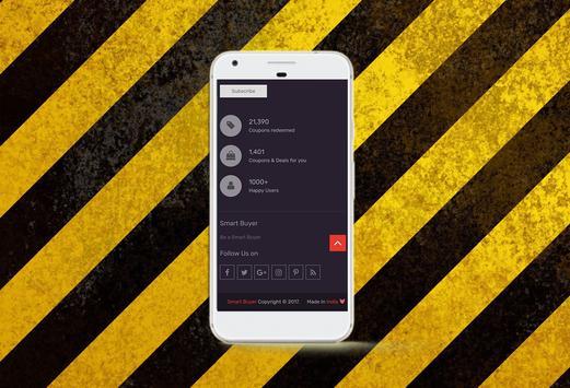 Smart Buyer screenshot 3