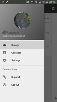 MyMonolith Chat apk screenshot