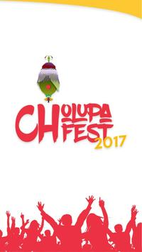 CholupaFest poster