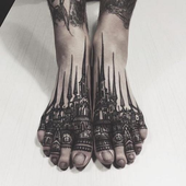 Foot Tattoos icon