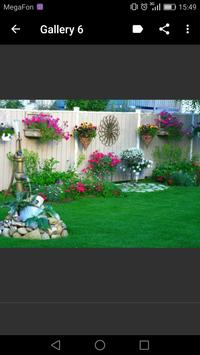Garden Fence Ideas screenshot 2