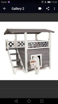 Indoor Cat House apk screenshot