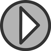 Stealth Video player icon