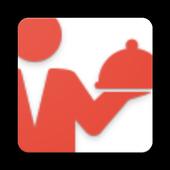 Restaurant app icon