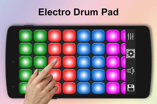 Electro Music Drum Pads screenshot 1