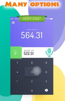 Voice Calculator : Simplify and Math Calculator screenshot 1