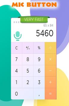 Voice Calculator : Simplify and Math Calculator screenshot 2