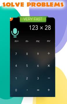 Voice Calculator : Simplify and Math Calculator screenshot 3