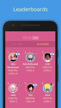 TRIVIA 360 apk screenshot
