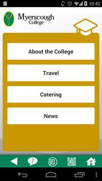 Myerscough College screenshot 2